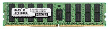 Picture of 16GB DDR4 2133 (PC3 17000) ECC Registered Memory 288-pin (2Rx4)