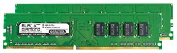 Picture of 16GB Kit (2x8GB) DDR4 2133 Memory 288-pin (2Rx8)