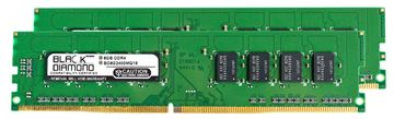 Picture of 16GB Kit (2x8GB) DDR4 2400 Memory 288-pin (2Rx8)