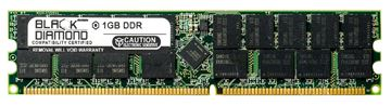 Picture of 1GB DDR 400 (PC-3200) ECC Registered Memory 184-pin (1Rx4)