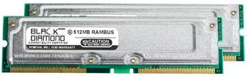 Picture of 1GB Kit(2X512MB) PC800 45ns Memory 184-pin