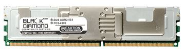 Picture of 2GB DDR2 533 (PC2-4200) Fully Buffered Memory 240-pin (2Rx4)
