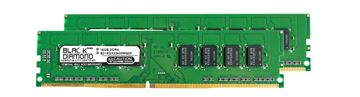 Picture of 32GB Kit (2X16GB) DDR4 2400 Memory 288-pin (2Rx8)