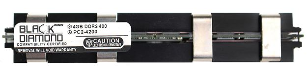 Picture of 4GB DDR2 533 (PC2-4200) Apple Fully Buffered Memory 240-pin (2Rx4)