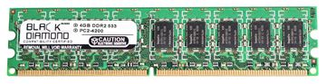 Picture of 4GB DDR2 533 (PC2-4200) ECC Memory 240-pin (2Rx8)