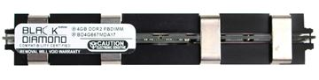 Picture of 4GB DDR2 667 (PC2-5300) Apple Fully Buffered Memory 240-pin (2Rx4)