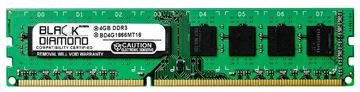 Picture of 4GB DDR3 1866 (PC3-14900) Memory 240-pin (2Rx8)