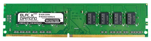 Picture of 4GB DDR4 2133 Memory 288-pin (2Rx8)