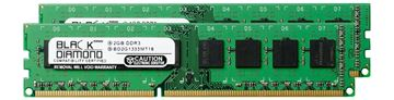Picture of 4GB Kit (2x2GB) DDR3 1333 (PC3-10600) Memory 240-pin (1Rx8)
