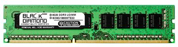 Picture of 8GB (2Rx8) DDR3 1866 (PC3-14900) ECC Memory 240-pin