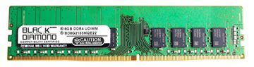 Picture of 8GB (2Rx8) DDR4 2133 ECC Memory 288-pin