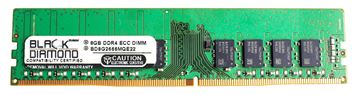 Picture of 8GB DDR4 2666 ECC Memory 288-pin (2Rx8)