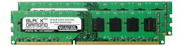 Picture of 8GB Kit (2x4GB) DDR3 1333 (PC3-10600) Memory 240-pin (1Rx8)