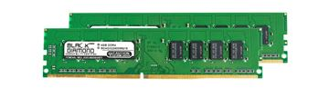 Picture of 8GB Kit (2x4GB) DDR4 2400 Memory 288-pin (2Rx8)
