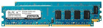 Picture of 4GB Kit (2x2GB) DDR2 400 (PC2-3200) Memory 240-pin (2Rx8)