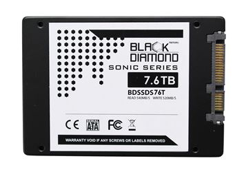 Picture of 7.6TB Sonic Series SSD 2.5 inch W/R:540/520MB