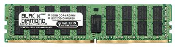 Picture of 32GB DDR4 2400 ECC Registered Memory 288-pin (2Rx4)